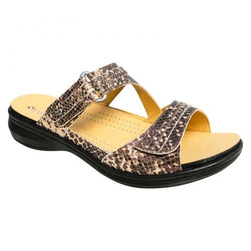 Revere-Rio-Bronze-Snake-damesslipper-3-4_002